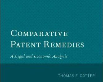 Book Review: Comparative Patent Remedies – A Legal and Economic Analysis