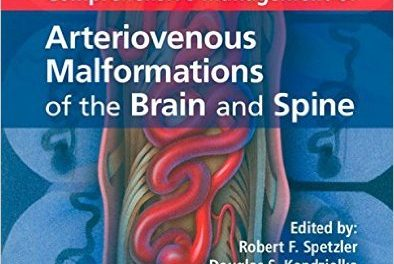 Book Review: Comprehensive Management of Arteriovenous Malformations of the  Brain and Spine