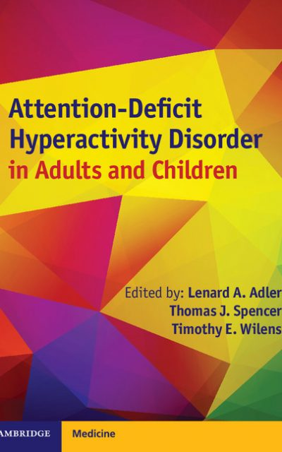 Book Review: Attention-Deficit Hyperactivity Disorder in Adults and Children