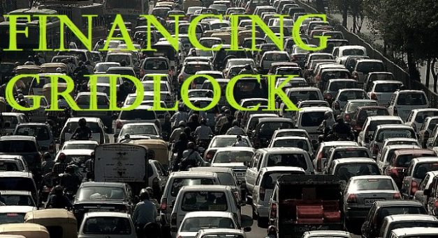 Financing Tips: Financing Gridlock