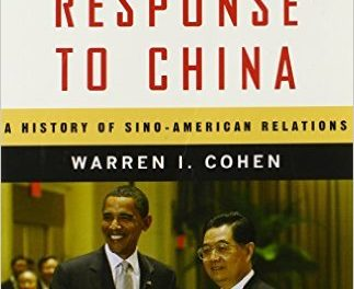 Book Review: America's Response to China – A History of Sino-American Relations,  5th edition