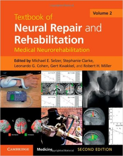 Book Review: Textbook of Neural Repair and Rehabilitation, 2nd edition (2 Volume)