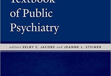 Book Review: Yale Textbook of Public Psychiatry