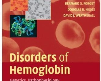Book Review: Disorders of Hemoglobin – Genetics, Pathophysiology, and Clinical Management, 2nd edition