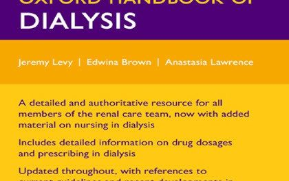 Book Review: Oxford Handbook of Dialysis, 4th edition