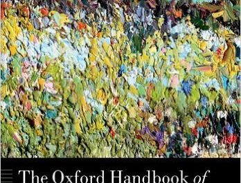 Book Review: Oxford Handbook of Perinatal Psychology