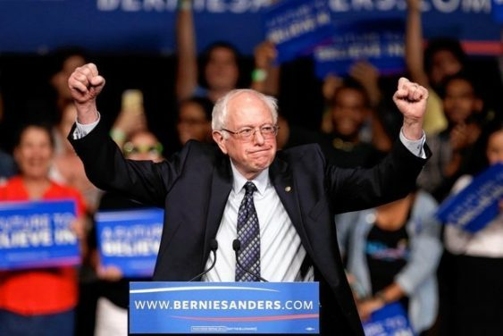 It's Official — Bernie Sanders Is Staying In The Race And Will Not Concede