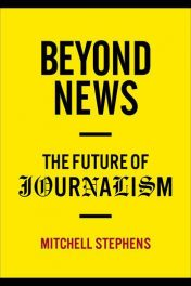 Book Review: Beyond News – The Future of Journalism