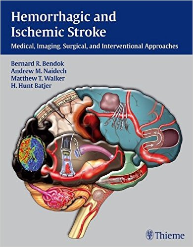 Book Review: Hemorrhagic and Ischemic Stroke – Medical, Imaging, Surgical and Interventional Approaches