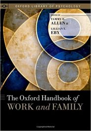 Book Review: Oxford Handbook of Work and Family