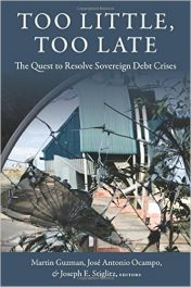 Book Review: Too Little, Too Late – The Quest to Resolve Sovereign Debt Crises