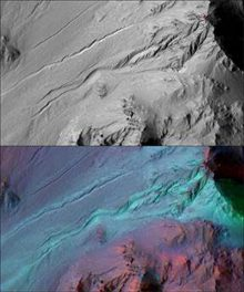 Mars May Not Have Water, New Photos Show