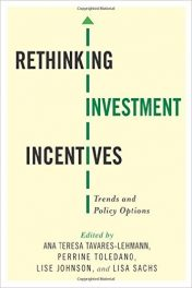Book Review: Rethinking Investment Incentives – Trends and Policy Options