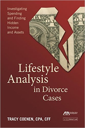 Book Review: Lifestyle Analysis in Divorce Cases – Investigating Spending and Finding Hidden Income and Assets