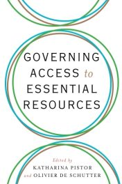 Book Review: Governing Access to Essential Resources