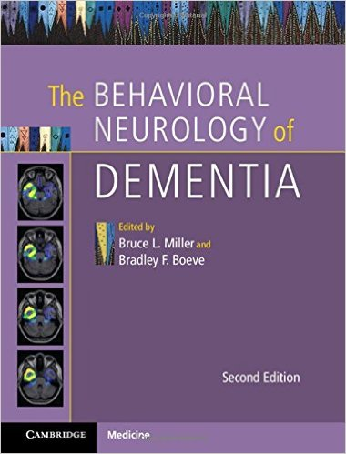 Book Review: The Behavioral Neurology of Dementia, 2nd edition