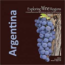 Book Review: Exploring Wine Regions: Argentina, 1st edition