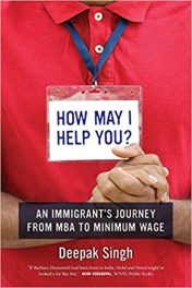 Book Review: How May I Help You? – An Immigrant's Journey from MBA to Minimum Wage