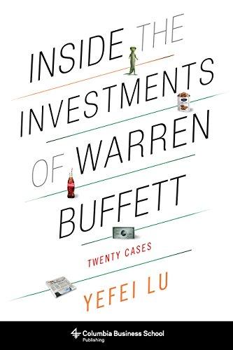 Book Review: Inside the Investments of Warren Buffett