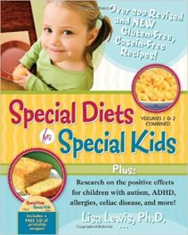 Book Review: Special Diets for Special Kids – Research on the positive effects for children with autism, ADHD, allergies, celiac disease, and more – Volumes 1 and 2 Combined