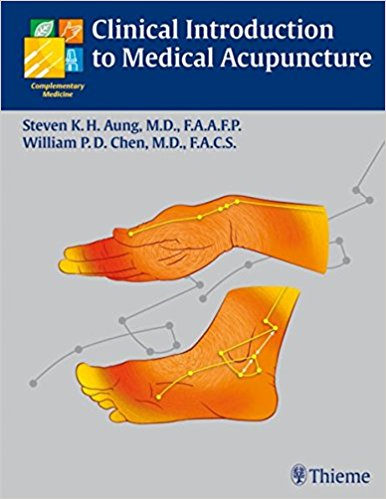 Book Review: Clinical Introduction to Medical Acupuncture