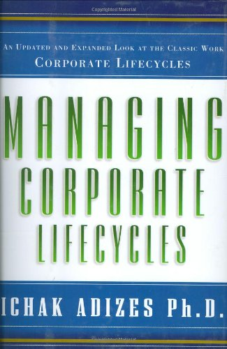Book Review: Managing Corporate Lifecyles – An Updated and Expanded Look at the Classic Work Corporate Lifecycles