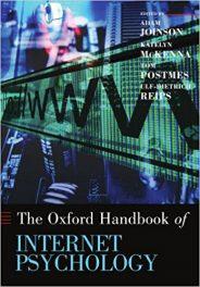 Book Review: Oxford Handbook of Internet Psychology