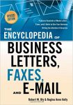 the-encyclopedia-of-business-letters-faxes-and-e-mail-revised-edition