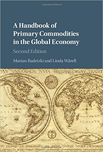 Book Review: A Handbook of Primary Commodities in the Global Economy, 2nd edition