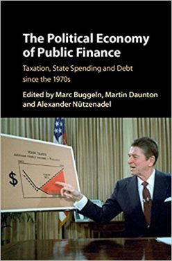 Book Review: The Political Economy of Public Finance – Taxation, State Spending, and Debt since the 1980s