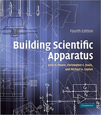 Book Review: Building Scientific Apparatus, 4th edition
