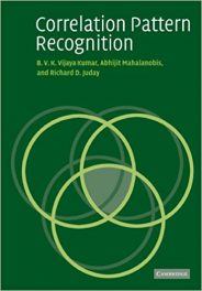 Book Review: Correlation Pattern Recognition