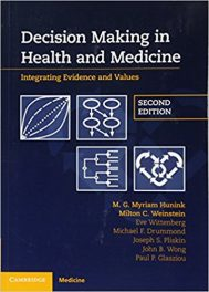 Book Review: Decision Making in Health and Medicine, 2nd edition
