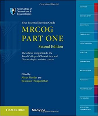 mrcog-part-one-2nd-edition