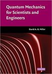 Book Review: Quantum Mechanics for Scientists and Engineers