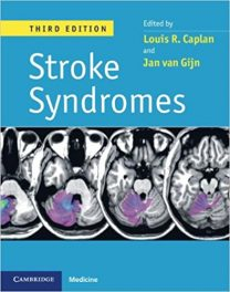 Book Review: Stroke Syndromes, 3rd edition