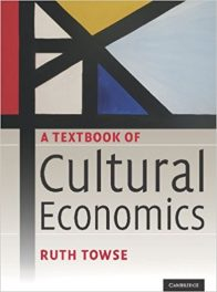 Book Review: A Textbook of Cultural Economics