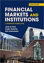 Book Review: Financial Markets and Institutions – A European Perspective, 3rd edition