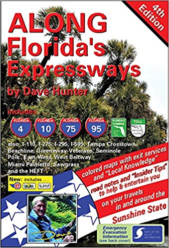 Book Review: Along Florida's Expressways, 4th edition, spiral version