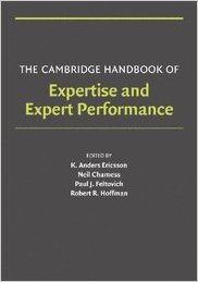 Book Review: Cambridge Handbook of Expertise and Expert Performance