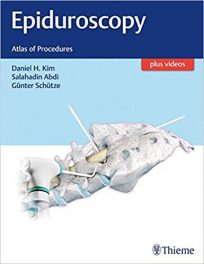 Book Review: Epiduroscopy – Atlas of Procedures
