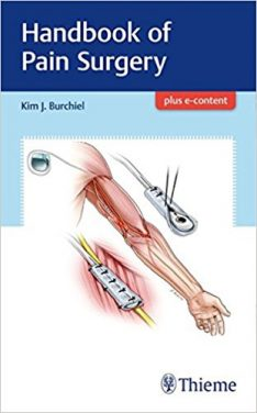 Book Review: Handbook of Pain Surgery