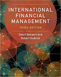 Book Review: International Financial Management, 3rd edition