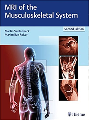 Book Review: MRI of the Musculoskeletal System, 2nd edition