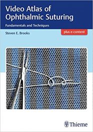 Book Review: Video Atlas of Ophthalmic Suturing – Fundamentals and Techniques