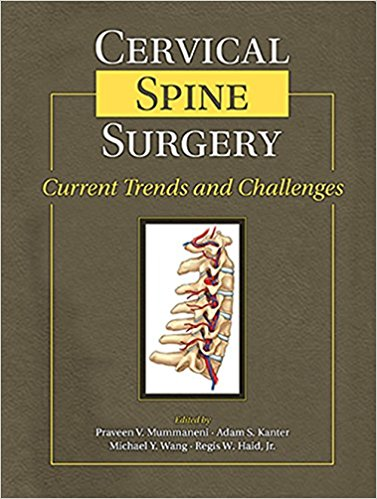 Book Review: Cervical Spine Surgery – Current Trends and Challenges