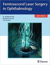 Book Review: Femtosecond Laser Surgery in Ophthalmology, Plus Videos