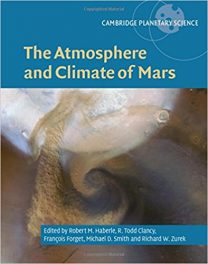 Book Review: The Atmosphere and Climate of Mars