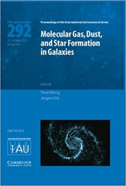 Book Review: Molecular Gas Dust, and Star Formation in Galaxies