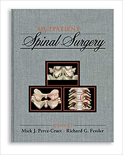 Book Review: Outpatient Spinal Surgery